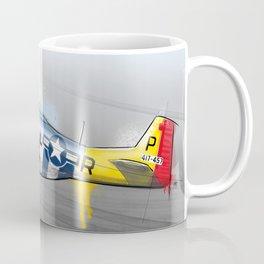 P51-Wild Demon Coffee Mug