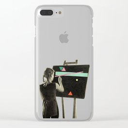 I'll Show You Things You've Never Seen Clear iPhone Case