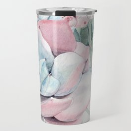 Garden of Succulents Travel Mug