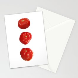 Vegetable tomatoes for the kitchen, Tomato poster Kitchen-art Stationery Cards