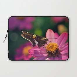 Silver-spotted Skipper Laptop Sleeve