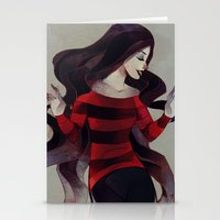 marceline Stationery Cards featuring Marceline by chuwenjie
