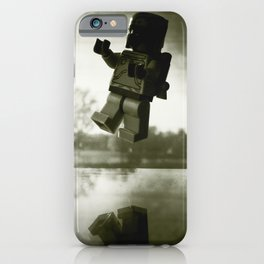 Boba Fetts flight iPhone Case