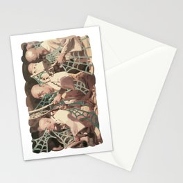 VINTAGE CHANTS Stationery Cards