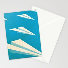 Paper squadron Stationery Cards
