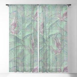 Matthew Williamson Sunbird Sheer Curtain