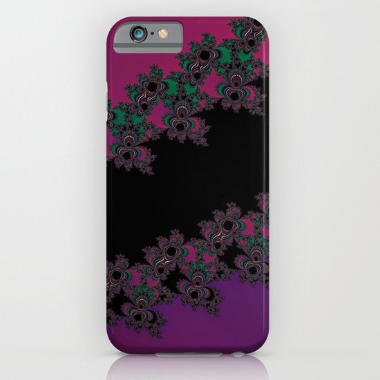 Fractal Layered Lace  iPhone & iPod Case