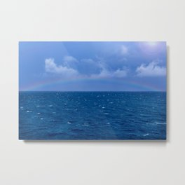 I Sea Rainbows Metal Print