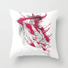 Somebody That I Used To Know Throw Pillow