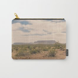 Down Desert Roads II Carry-All Pouch