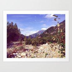 Land of Dreams Art Print