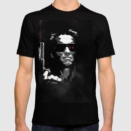 He'll Be Back Terminator Schwarzenegger T-shirt