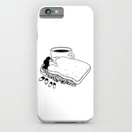 Breakfast Included iPhone Case