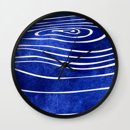 Tide X Wall Clock