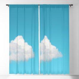 Happy Cloud Blackout Curtain