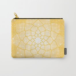 The Solar Plexus Chakra Carry-All Pouch