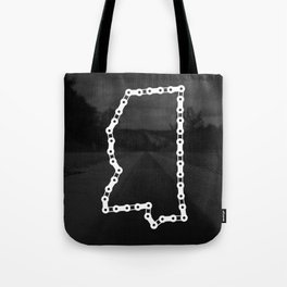 Ride Statewide - Mississippi Tote Bag