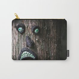 Tree Face Carry-All Pouch