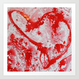 Love | Amour Art Print