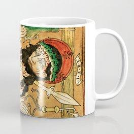 Man of Sorrows Coffee Mug