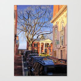 KJP, C-ville, VA Canvas Print