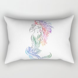 Mermaid Rectangular Pillow