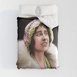QUEEN MOTHER - Queen Elizabeth The Queen Mother Comforters