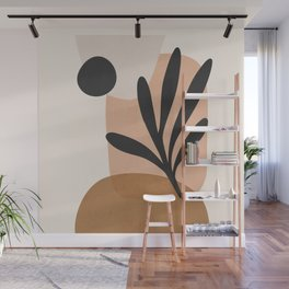 Minimal Abstract Art 11 Wall Mural