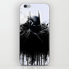 The vigilante  iPhone Skin