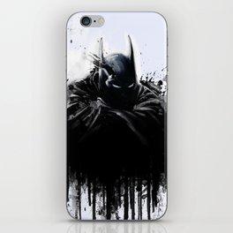 The vigilante  iPhone Skin