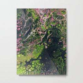 Swamp Life Metal Print