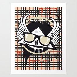 Weshberry Art Print