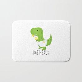 Baby-saur Bath Mat