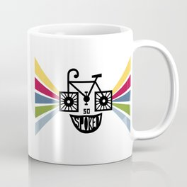 SO Spoked Coffee Mug