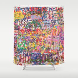 Hope of Peace Shower Curtain