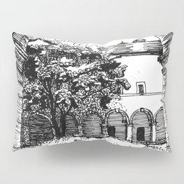 a glance inside Pillow Sham
