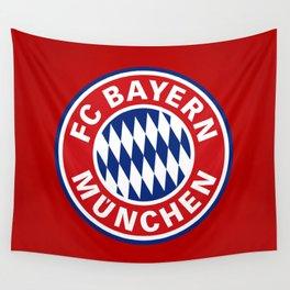 Bayern Munchen Wall Tapestry