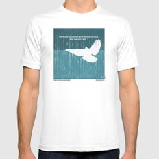 No011 My Blade Runner minimal movie poster White X-LARGE Mens Fitted Tee