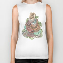 Quilted Forest: The Ram Biker Tank