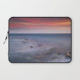 """Living...."" Love the sea.... Laptop Sleeve"