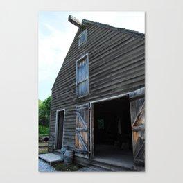 Stone Barns, Phillipsburg Manor, Sleepy Hollow, NY Canvas Print