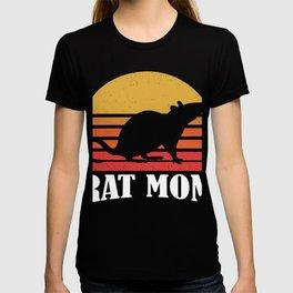 Rat Mom T-shirt