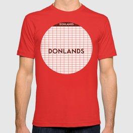 DONLANDS | Subway Station T-shirt