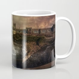 Storm Front On The Seafront Coffee Mug