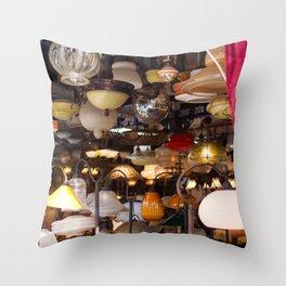 The Jaffa Diaries S05 Throw Pillow