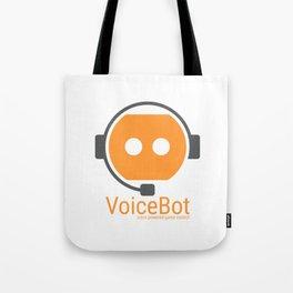 VoiceBot Tote Bag
