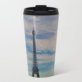 Eiffel Tower, Paris (Landscape) Travel Mug