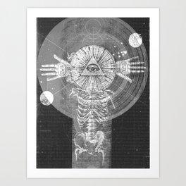 Presage Art Print