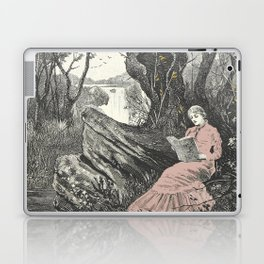 Sweet Bookish Solitude Laptop & iPad Skin