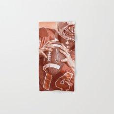 American Football Hand & Bath Towel
